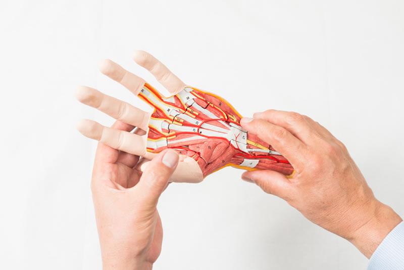 Повреждение периферических нервов