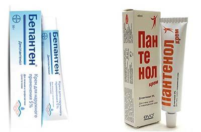 Декспантенол или Бепантен – что лучше выбрать, в чем разница сходства и отличия препаратов