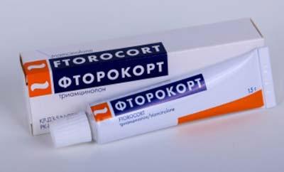 Фторокорт мазь — для чего применяется, инструкция по применению, отзывы