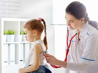 Фиброз легких у детей