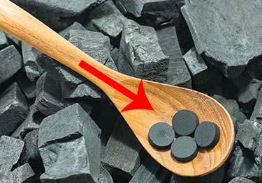 Гепатит в и активированный уголь