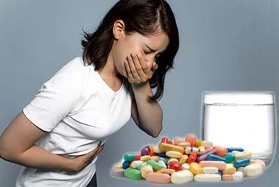 Противорвотные препараты: список эффективных средств в виде таблеток для взрослых