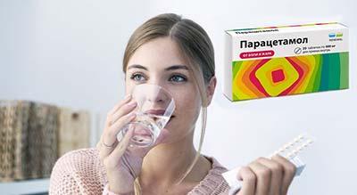 Парацетамол от температуры: поможет ли, как принимать взрослым при высокой температуре