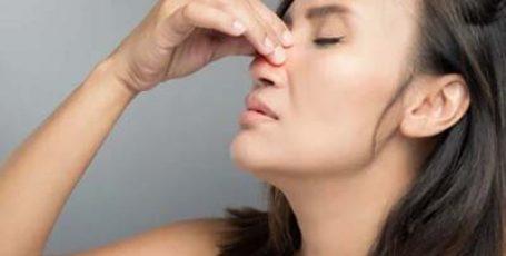 Атрофия слизистой оболочки носа