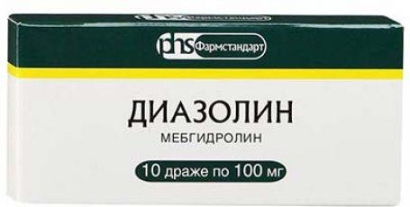 От чего помогает Диазолин? Инструкция как принимать, показания по применению таблеток взрослым