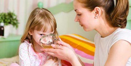 Эмфизема легких у детей