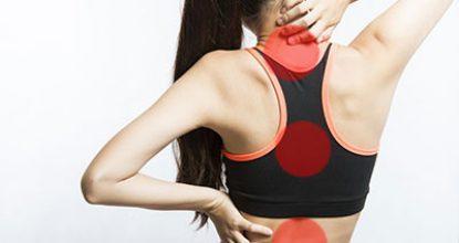 Как снять мышечные зажимы в спине?