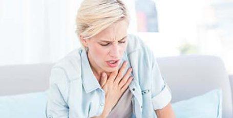 Напряженный пневмоторакс (клапанный)