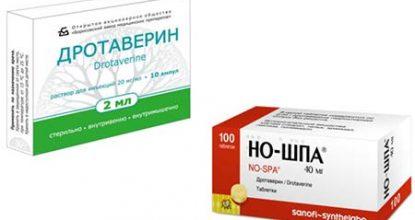 Дротаверин или Но-шпа: в чем разница, что лучше выбрать из препаратов?