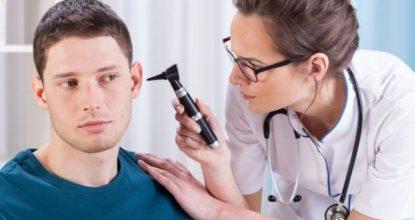 Отомикоз уха