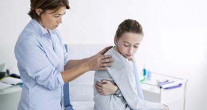 Переломы ребер у детей