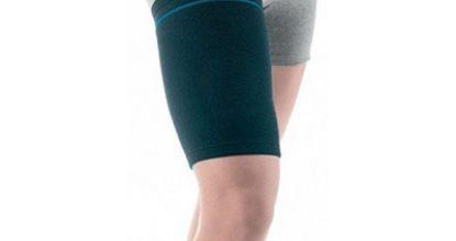 Выбираем качественный бандаж на бедро при травмах кости